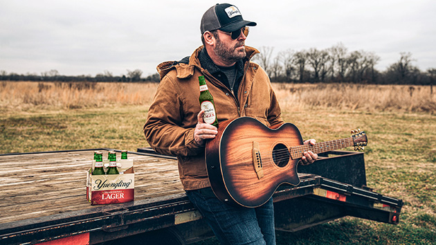 Lee Brice partners with Yuengling beer to support veterans